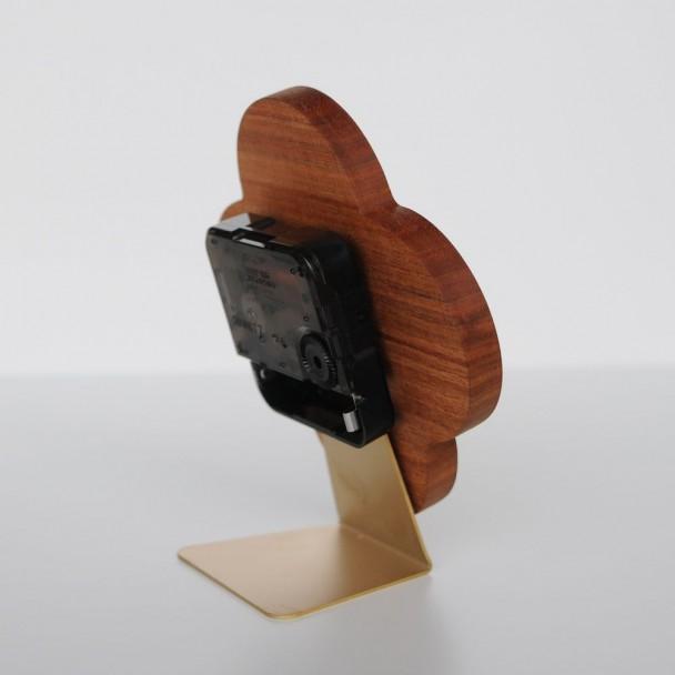 table clock-kurumi