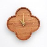 wall clock-kurumi
