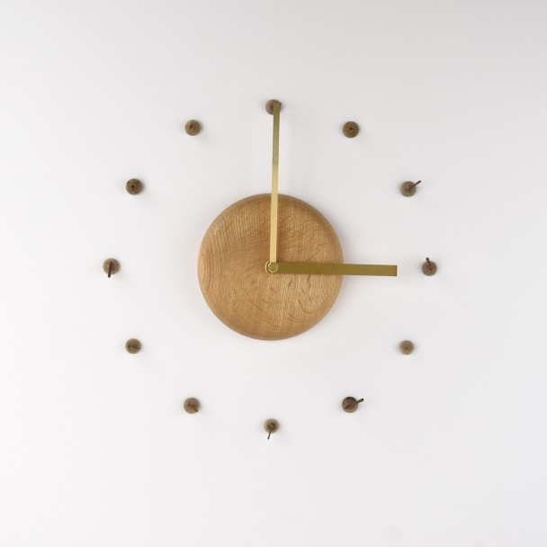 donguri-clock