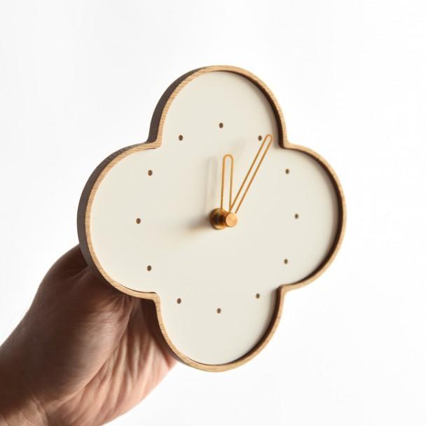 wall clock M-w